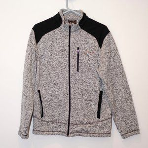Greg Norman for Tasso Elba Heathered Gray Jacket